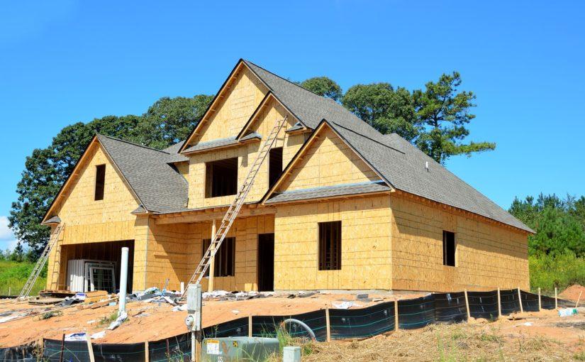 Zgodnie z obowiązującymi wzorami nowo tworzone domy muszą być energooszczędne.